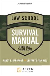 Cover image of Law School Survival Manual: From LSAT to Bar Exam