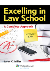 Cover image of Excelling in Law School