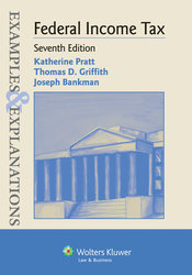 Cover image of Examples & Explanations for Federal Income Tax, Seventh Edition