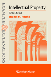 Cover image of Examples & Explanations for Intellectual Property, Fifth Edition