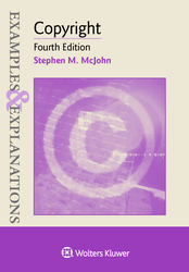 Cover image of Examples & Explanations for Copyright, Fourth Edition