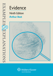 Cover image of Examples & Explanations for Evidence, Ninth Edition