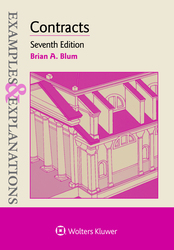 Cover image of Examples & Explanations for Contracts, Seventh Edition