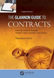 Image of Glannon Guide to Contracts study guide