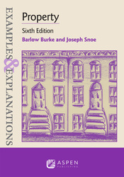 Cover image of Examples & Explanations for Property, Sixth Edition