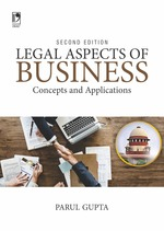 Cover image of Legal Aspects of Business Concept and Applications