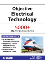 Cover image of Objective Electrical Technology (Objective Questions with Hints)
