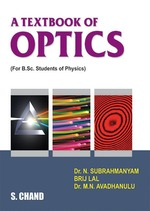 Cover image of A Textbook of Optics