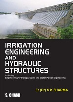 Cover image of Irrigation Engineering and Hydraulic Structures