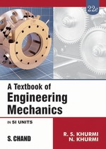 Cover image of A Textbook of Engineering Mechanics