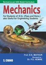 Cover image of Mechanics