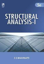 Cover image of Structural Analysis-I 5e
