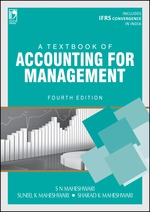 Cover image of A Textbook of Accounting for Management