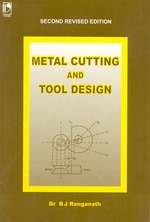 Cover image of Metal Cutting and Tool Design