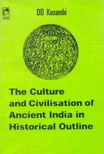 Cover image of The Culture and Civilisation of Ancient India in Historical Outline