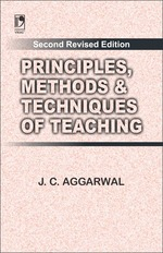 Cover image of Principles, Methods & Techniques of Teaching