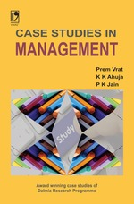 Cover image of Case Studies in Management