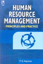 Cover image of Human Resource Management: Principles & Practice