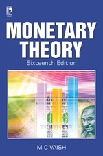 Cover image of Monetary Theory