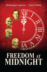 Cover image of Freedom at Midnight
