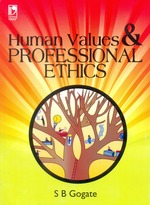 Cover image of Human Values & Professional Ethics