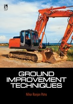 Cover image of Ground Improvement Techniques