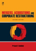 Cover image of Mergers, Acquisitions and Corporate Restructuring