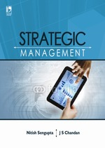 Cover image of Strategic Management