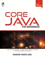 Cover image of Core Java for Beginners