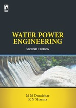 Cover image of Water Power Engineering