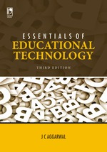 Cover image of Essentials of Educational Technology