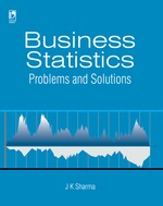 Cover image of Business Statistics: Problems and Solutions