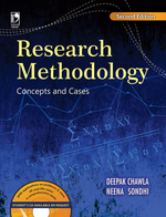 Cover image of Research Methodology: Concepts and Cases