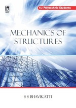 Cover image of Mechanics of Structure (For Polytechnic Students)