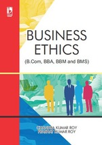 Cover image of Business Ethics (For B.Com, BBA, BBM and BMS)