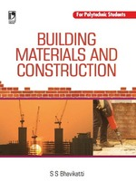 Cover image of Building Materials and Construction (For Polytechnic Students)
