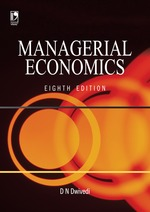 Cover image of Managerial Economics