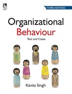 Cover image of Organizational Behaviour: Text & Cases