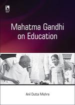 Cover image of Mahatma Gandhi on Education