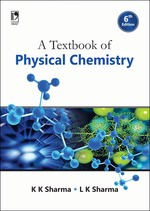 Cover image of A Textbook of Physical Chemistry