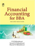 Cover image of Financial Accounting for BACHELOR OF BUSINESS ADMINISTRATION