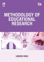 Cover image of Methodology of Educational Research