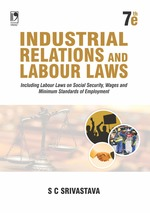 Cover image of Industrial Relations & Labour Laws