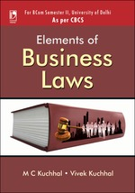 Cover image of Elements of Business Laws