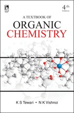 Cover image of A Textbook of Organic Chemistry