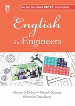Cover image of English for Engineers