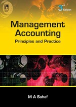 Cover image of Management Accounting: Principles and Practice