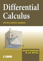 Cover image of Differential Calculus