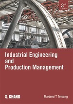 Cover image of Industrial Engineering and Production Management, 3e