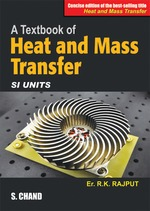 Cover image of A Textbook of Heat and Mass Transfer (SI Units), Concise Edition